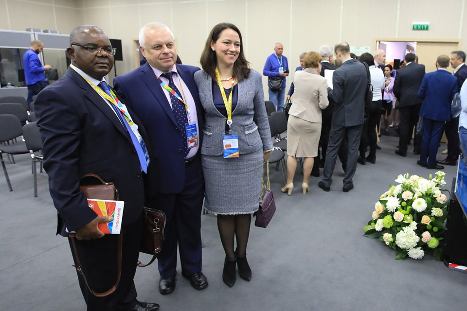 NANOLEK presented the Inactivated Poliovirus Vaccine Project on the Russia-Africa Summit