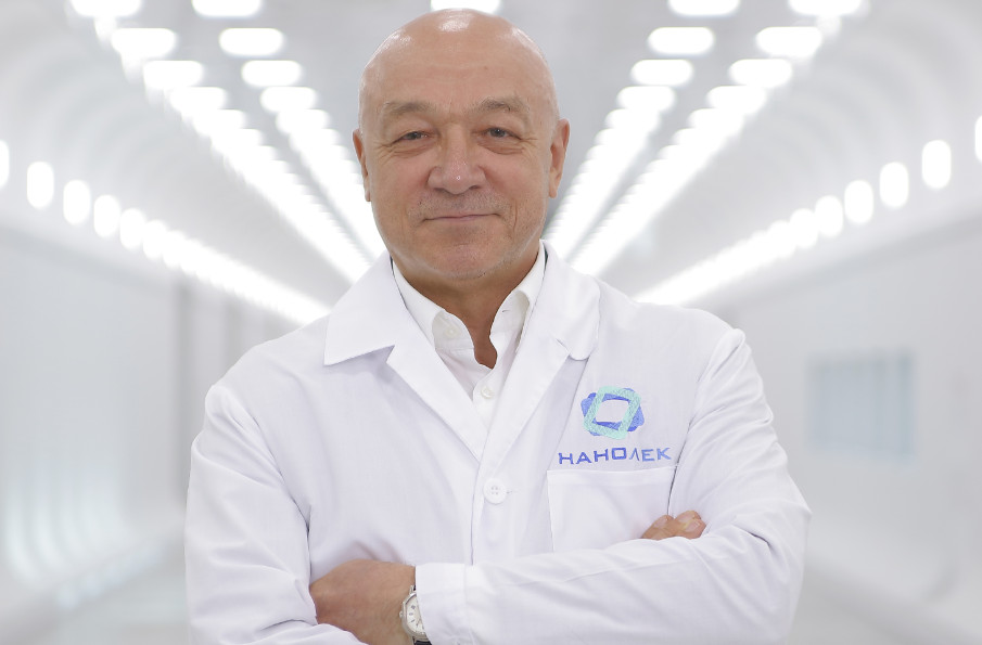 We congratulate the CEO of Nanolek on his birthday!