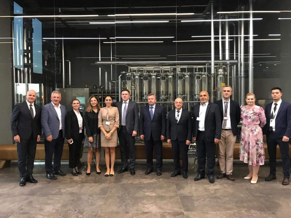 NANOLEK REPRESENTATIVES TOOK PART IN A BUSINESS VISIT TO TURKEY AS PART OF THE GOVERNMENT DELEGATION OF THE KIROV REGION