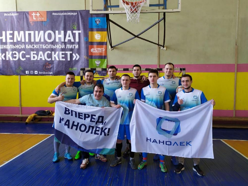 A NANOLEK employee becomes the best player of the football tournament in Orichi