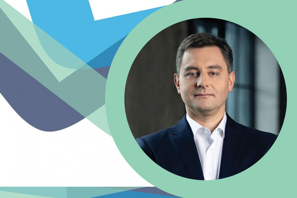 Maxim Stetsyuk, Executive Director of NANOLEK, a speaker at the online-conference The Economy of the Virus. Pharmaceutical Market at the Forefront