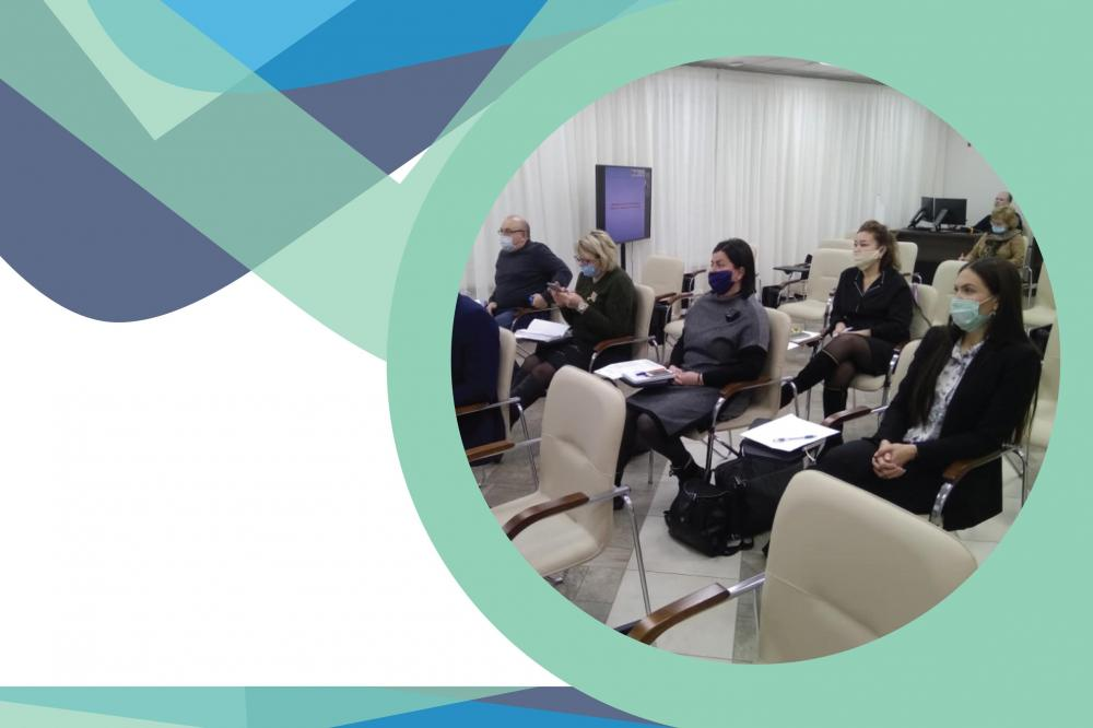 "On November 19, the ""My business"" Сenter hosted a round table discussion to dwell on issues relating to interaction between businesses and support infrastructure in the biotechnological sector"