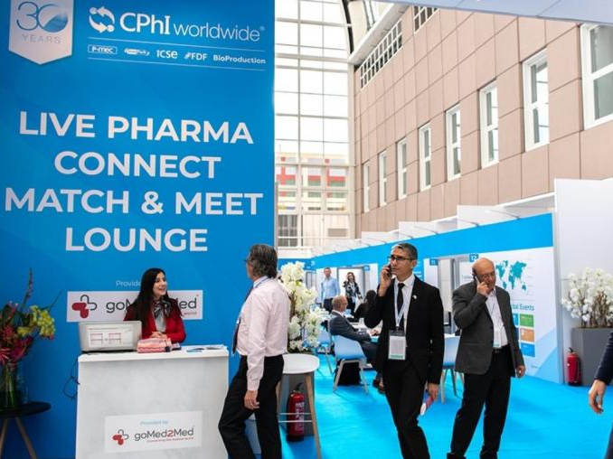 NANOLEK visits CPhI Worldwide 2019